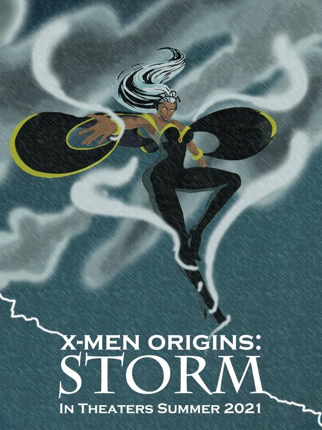 X-Men Origins: Storm