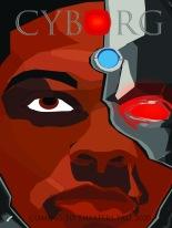 Mock Cyborg Film Poster