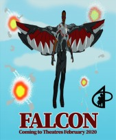 Mock Falcon movie poster