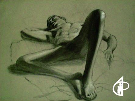 man_laying_on_blanket_logo_ver